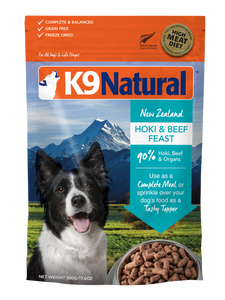 K9 Natural Beef & Hoki - Discover Dogs Inc