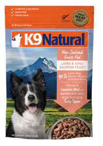 K9 Natural Lamb & Salmon - Discover Dogs Inc