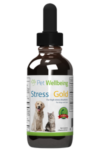 PW Stress Gold - Discover Dogs Inc