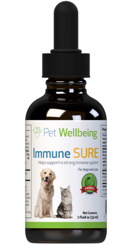 PW Immune Sure - Discover Dogs Inc