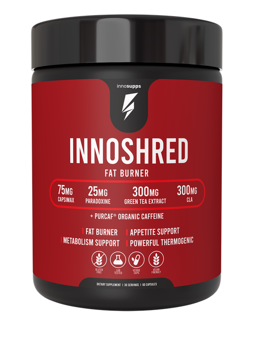 3 X Inno Shred Stim Free