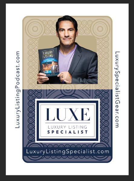 LUXE Luxury Listing Specialist - Card Decks