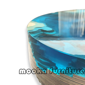 Amazing art design Abyss table free shipping