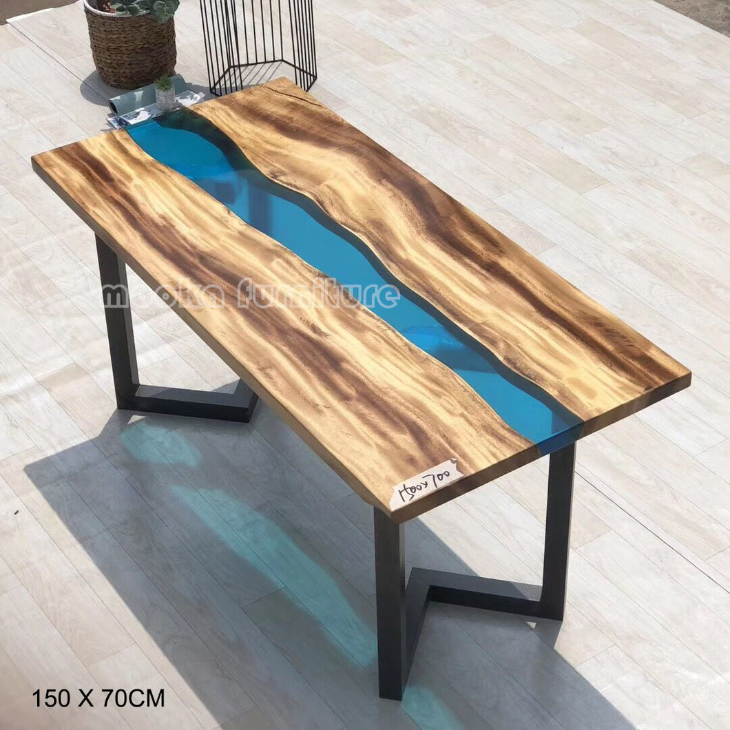 Special design River table - MOOKAFURNITURE