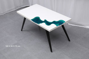 Abyss river Table - MOOKAFURNITURE