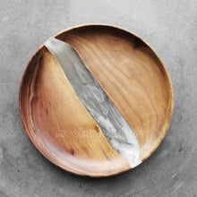 Load image into Gallery viewer, BLACK WALNUT RESIN TRAY FREE SHIPPING MKTY011-20
