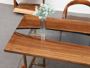 River Dining Table