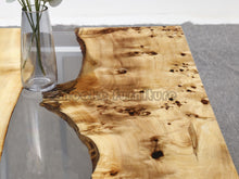 Load image into Gallery viewer, Resin River Table - MOOKAFURNITURE