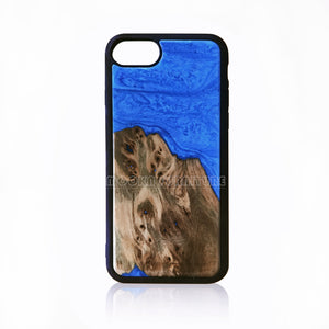 Resin  Wood Mobile Phone Shell Phone case - MOOKAFURNITURE