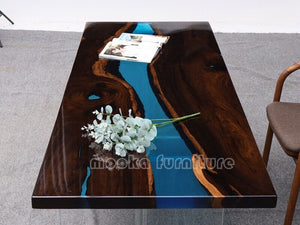 River Table - MOOKAFURNITURE