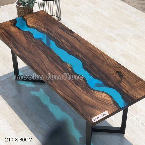 big size river table