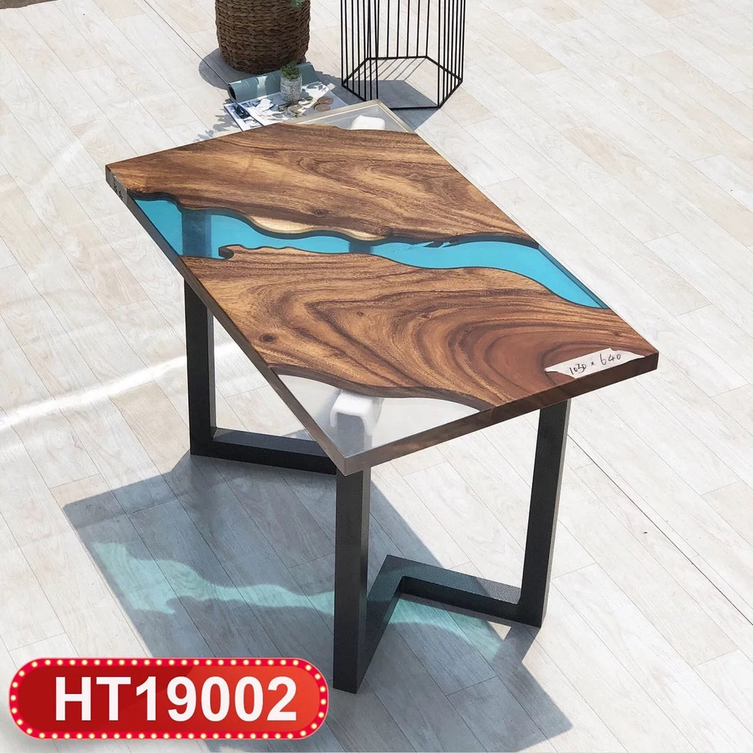 high quality river  table - MOOKAFURNITURE