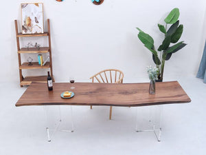WOOD TABLE - MOOKAFURNITURE