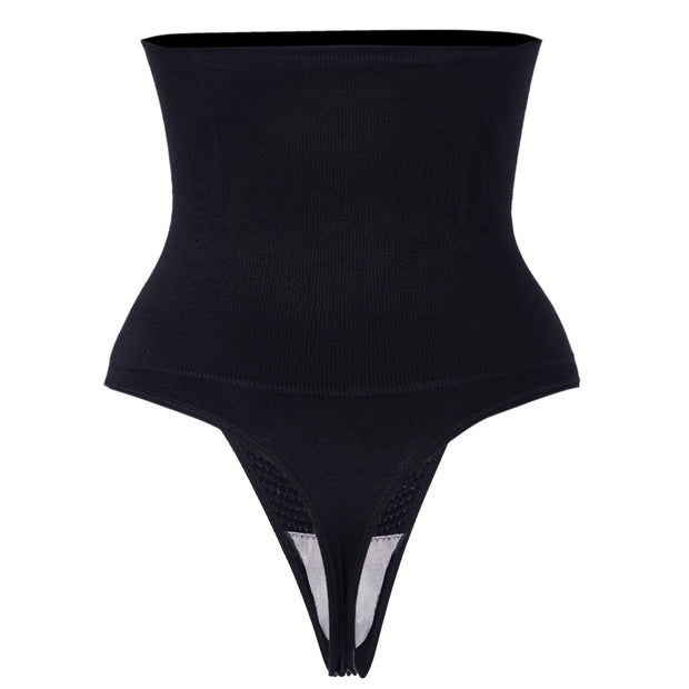 Slimming High Waist Firm Control Thong