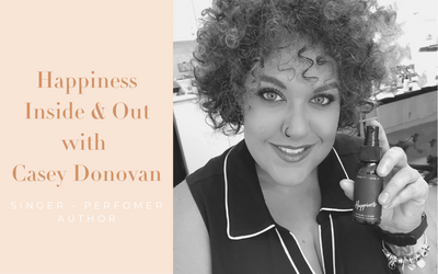 Happiness Inside & Out with Casey Donovan