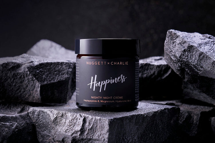Happiness Nighty Night Crème - Nuggett and Charlie Organic Skincare
