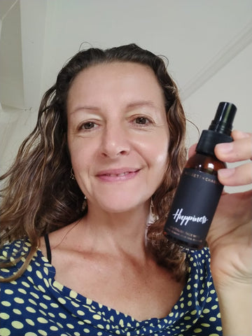 Oksana Sokol - Nuggett and Charlie Happiness Skincare