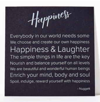 Happiness by Nuggett and Charlie Organic Skincare