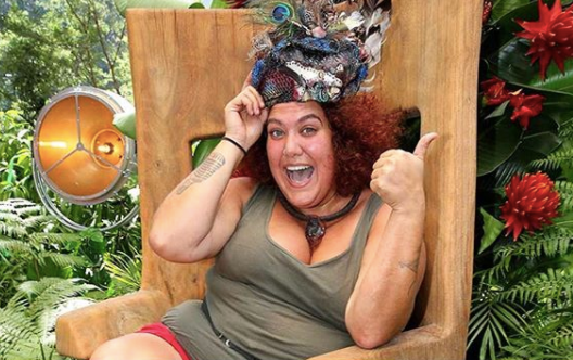 Casey Donovan Queen of the Jungle - I'm a celebrity get me out of here