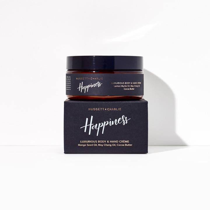 Luxurious Body & Hand Crème