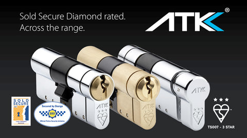 Avocet ATK Diamond Grade Locks