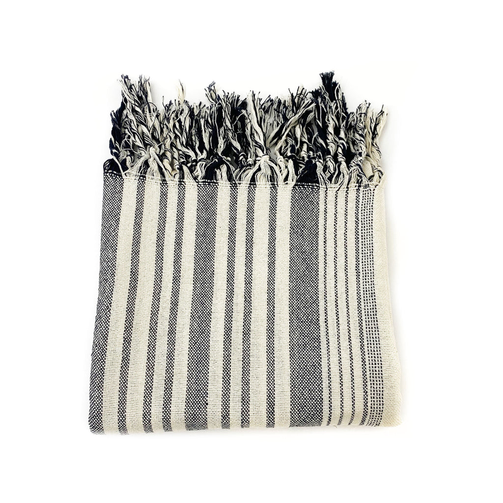 Rustic Turkish Towel - H+E Goods Company
