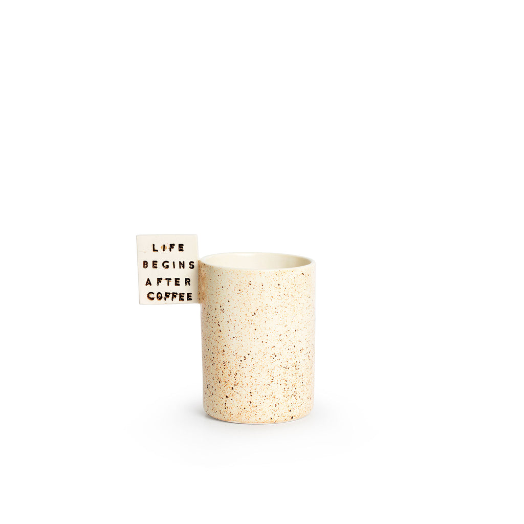 Cliché Ceramic Coffee Mug - H+E Goods Company