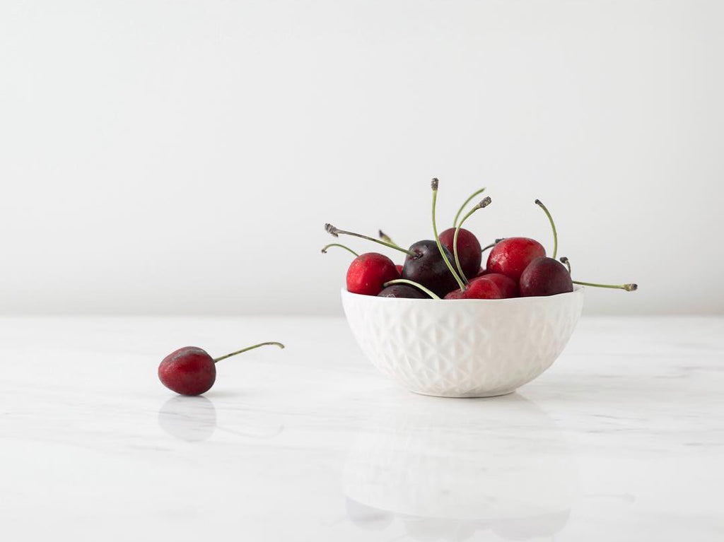 Kumiko Neutral Cream Bowl - H+E Goods Company