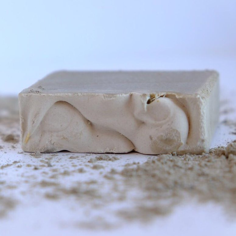 Green Clay Vegan Soap - H+E Goods Company