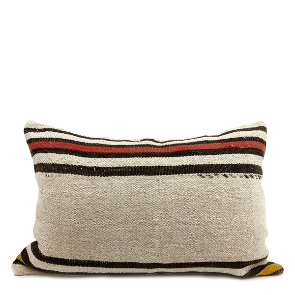 Ayaz Hemp Lumbar Pillow - H+E Goods Company