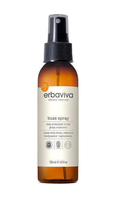 Erbaviva Buzz Bug Spray - H+E Goods Company