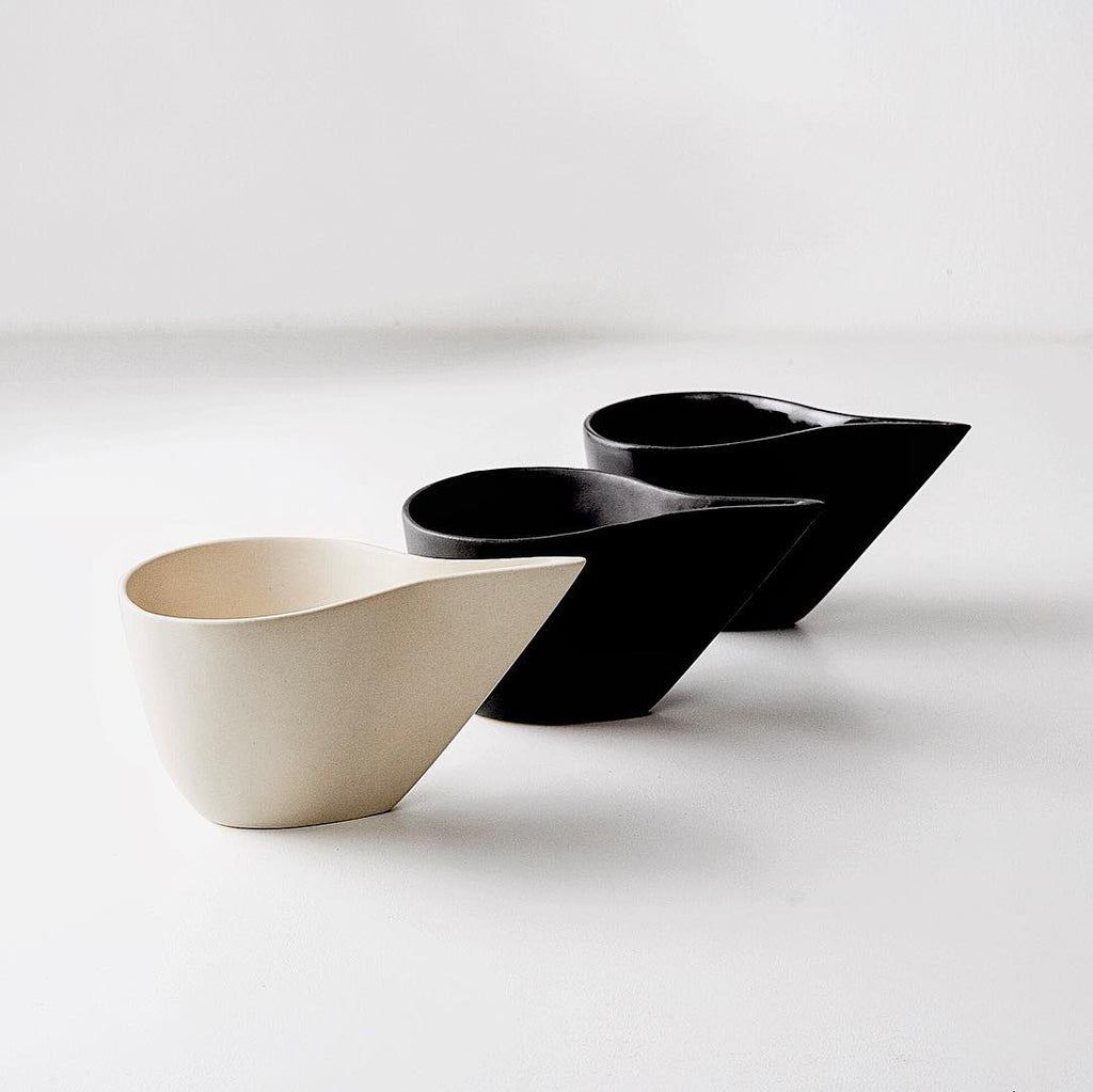 Shadow Ceramic Espresso Cup - H+E Goods Company