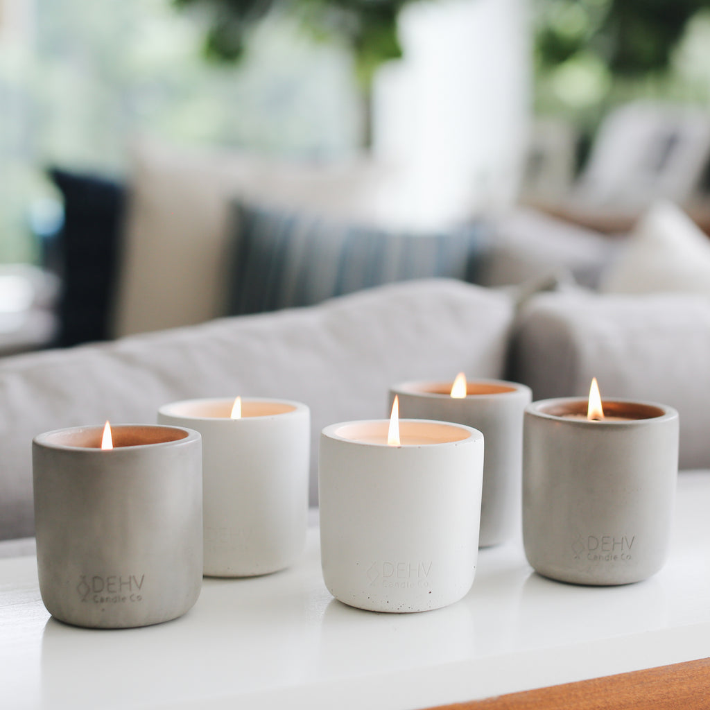 Blush Spring Soy Wax Candle - H+E Goods Company