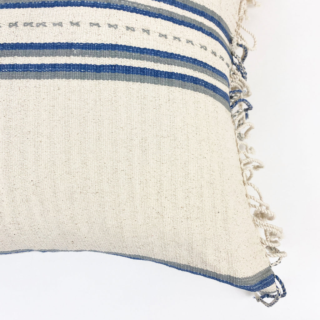 Seda Handwoven Pillow - H+E Goods Company