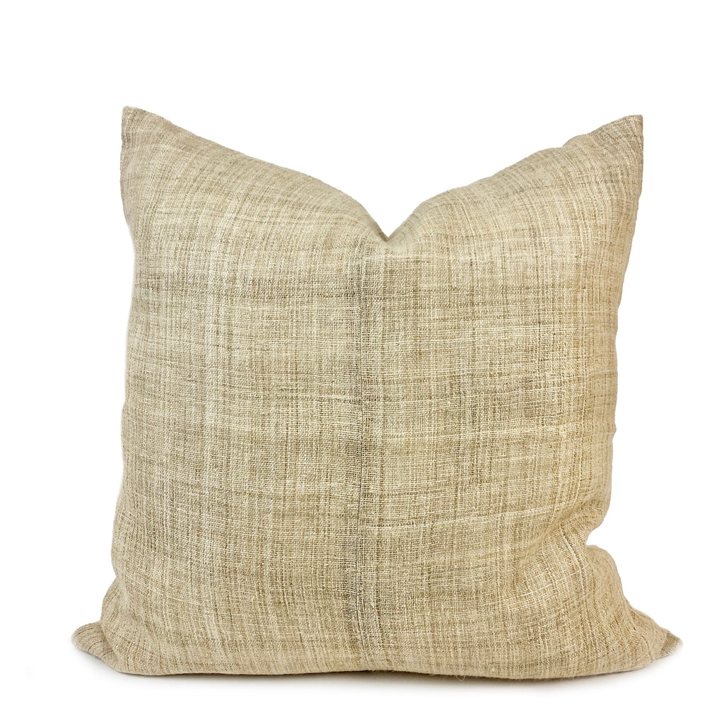 Dilara Handwoven Pillow - H+E Goods Company