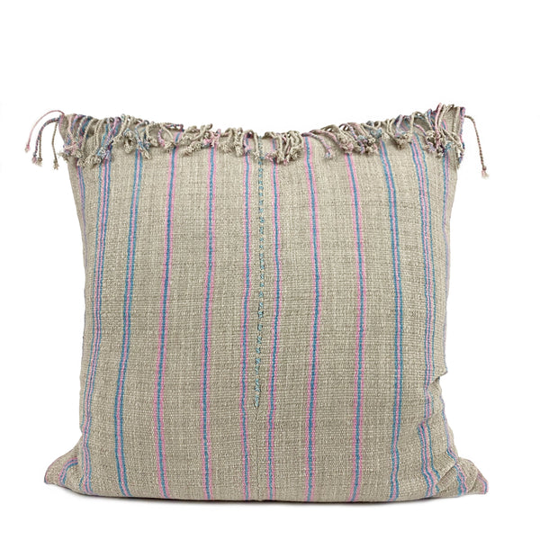 Defne Handwoven Pillow - H+E Goods Company