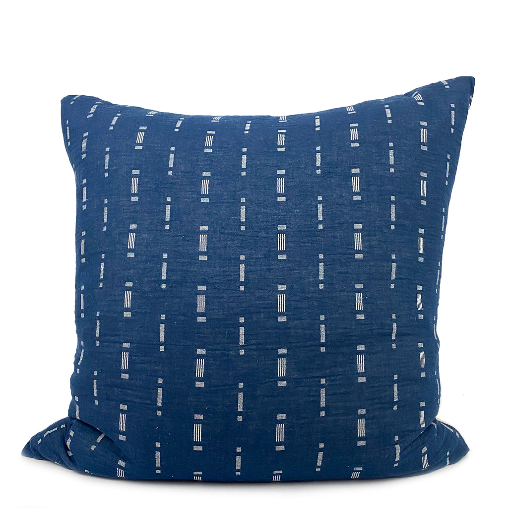 Ruse Handwoven Pillow - H+E Goods Company