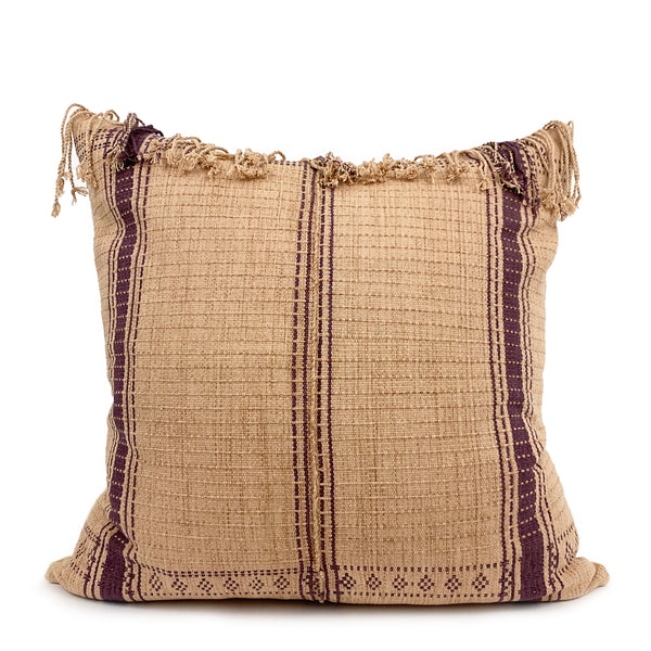 Yahya Handwoven Pillow - H+E Goods Company