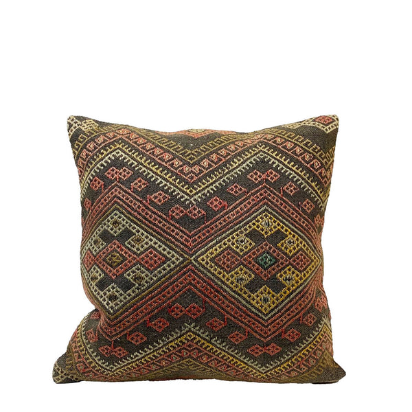 Lotto Organic Kilim Pillow - H+E Goods Company
