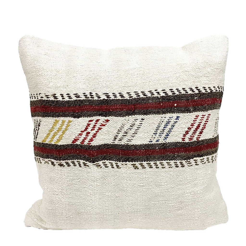Kizil Handwoven Pillow - H+E Goods Company