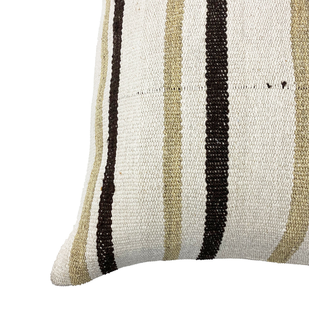 Niyet Handwoven Pillow - H+E Goods Company