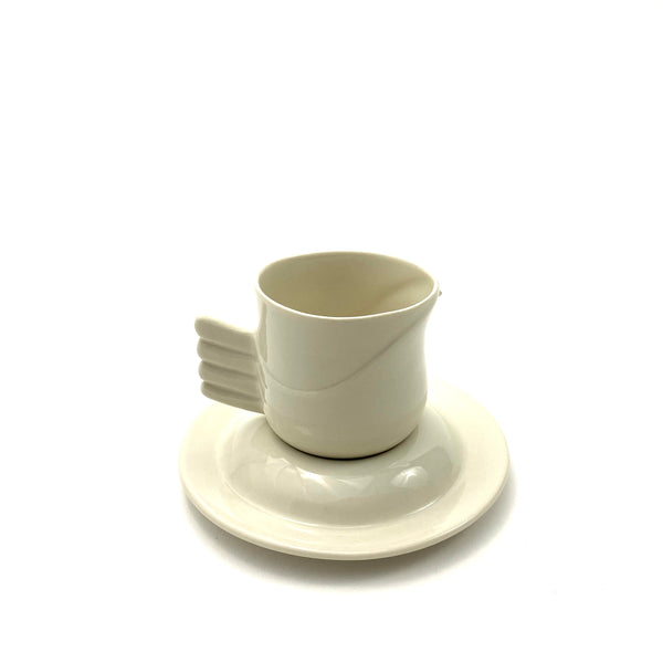 The Bird Porcelain Coffee Cup - H+E Goods Company
