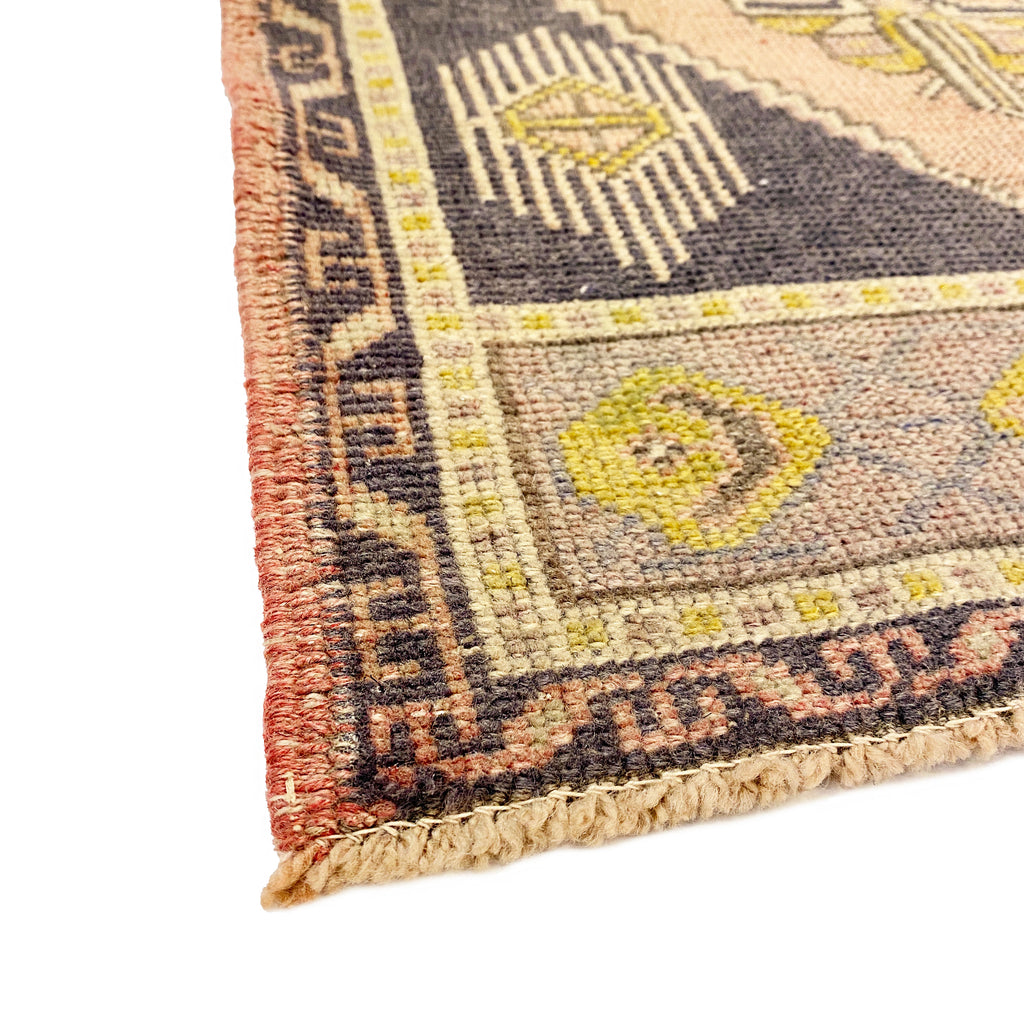 Vintage Wool Rug - H+E Goods Company
