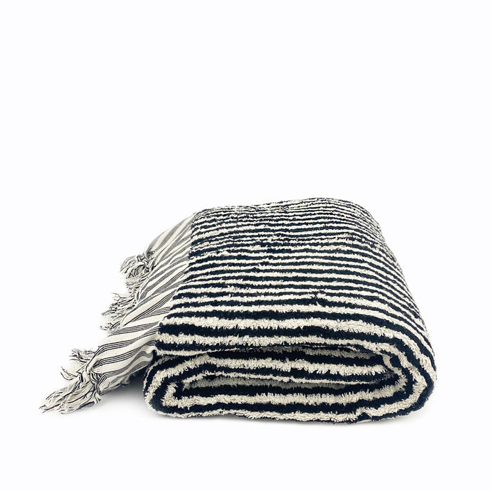 Onyx Luxury Spa Towel - H+E Goods Company