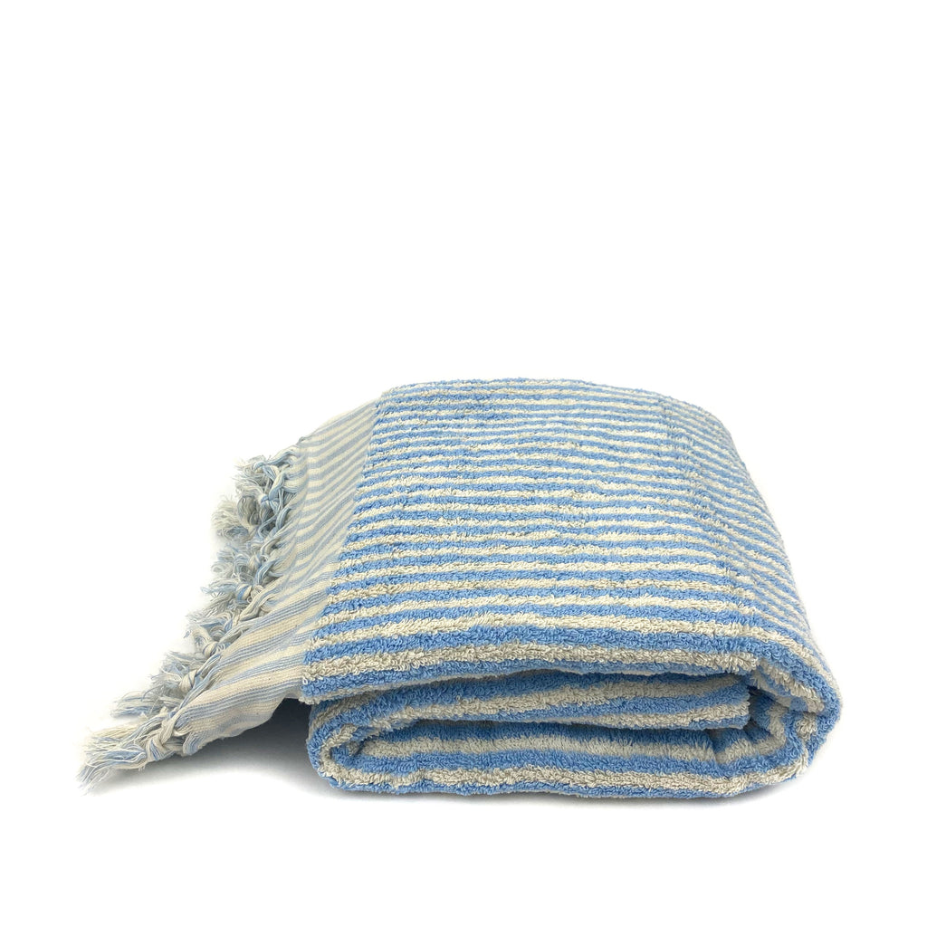 Sky Luxury Spa Towel - H+E Goods Company