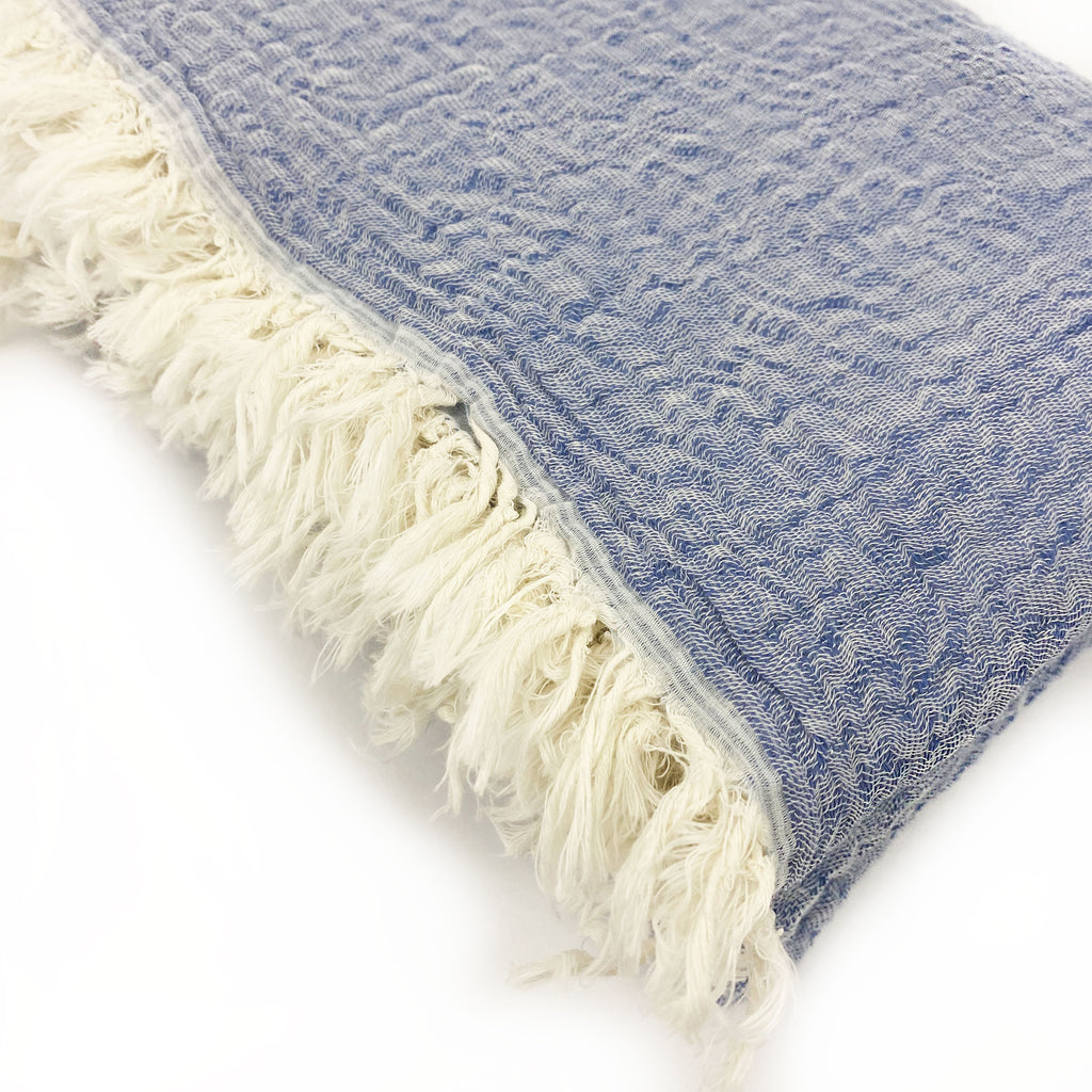 Muslin Cotton Throw Towel - H+E Goods Company