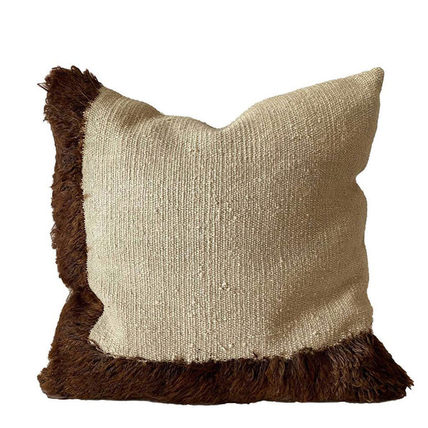 Harran Tulu Throw Pillow - H+E Goods Company