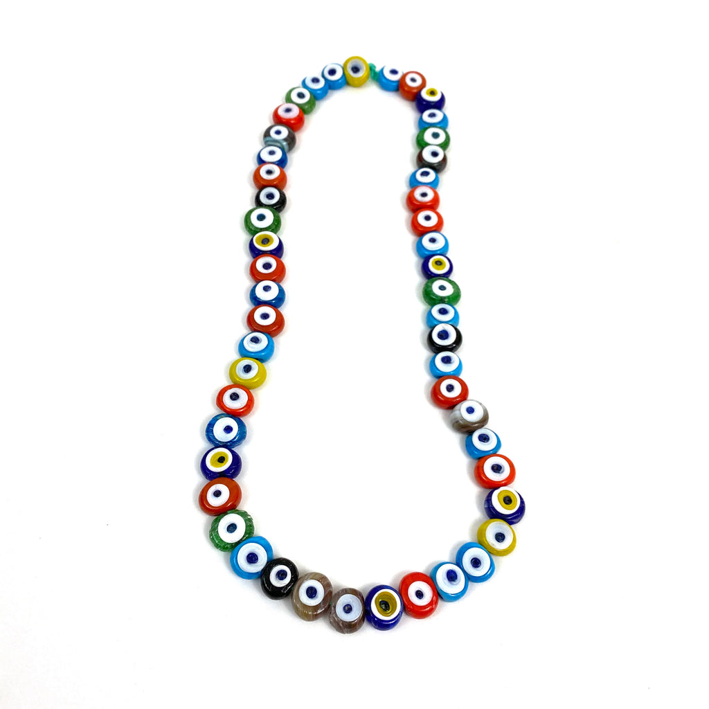 Evil Eye Glass Beads - H+E Goods Company
