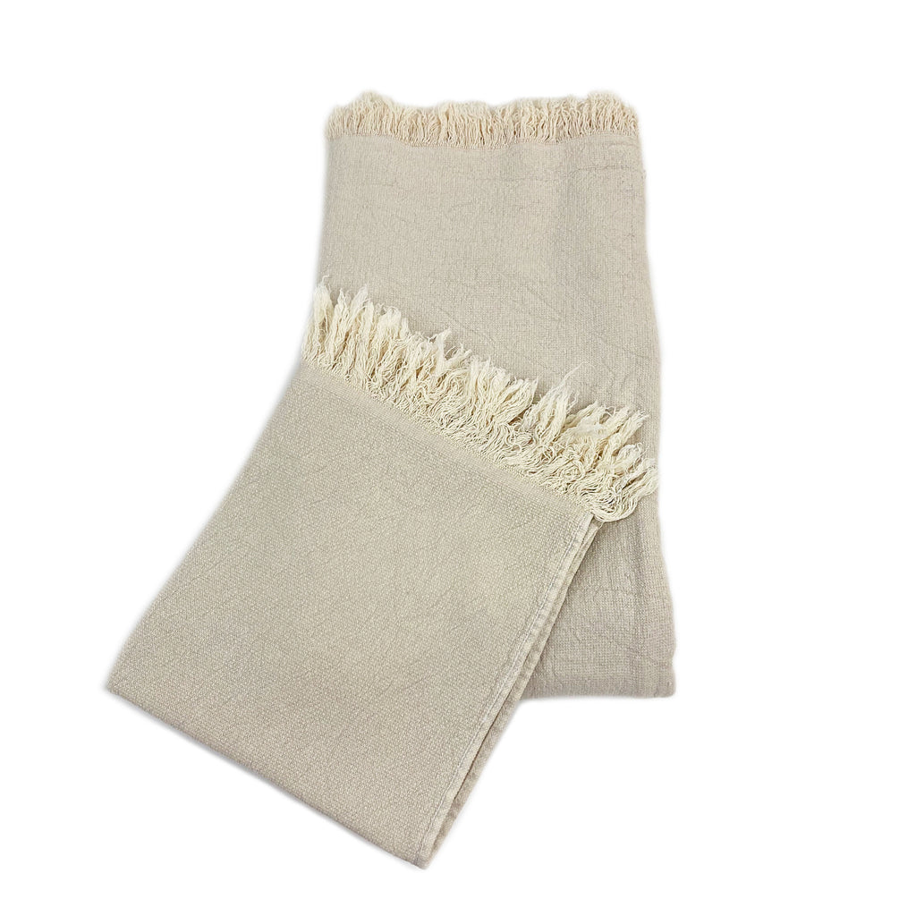 Stone Washed Terry Towel - H+E Goods Company
