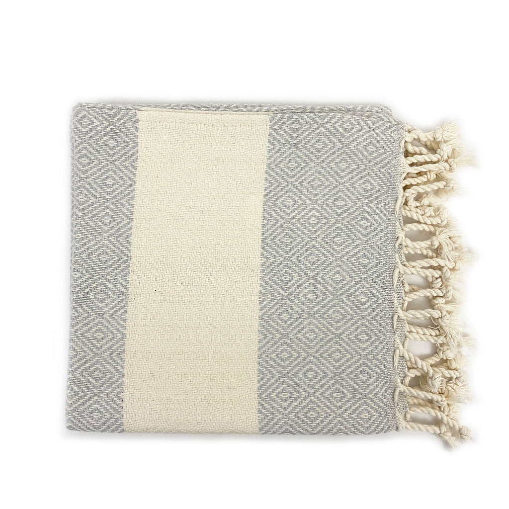 Kira Cotton Hand Towel - H+E Goods Company